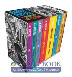 harry potter: the complete collection box set (adult edition) pb