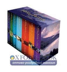 harry potter: the complete collection box set (children's edition) pb