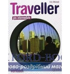 traveller pre-intermediate wb with audio cd/cd-rom