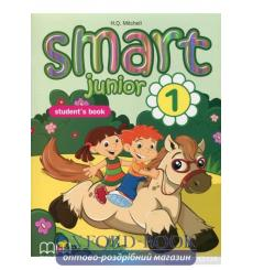 smart junior 1 students book with cd