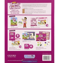 Family and Friends 2nd Edition Starter: Class Book with MultiROM