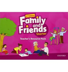 Family and Friends 2nd Edition Starter: Teacher's Resource Pack