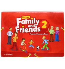 Family and Friends 2nd Edition 2: Teacher's Resource Pack