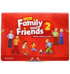Family and Friends 2nd Edition 3: Teacher's Resource Pack