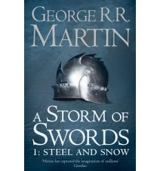 George R. R. Martin, Book 3 Part 1: A STORM OF SWORDS- Steel and Snow