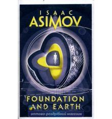 Asimov, Isaac, FOUNDATION & EARTH Reissue