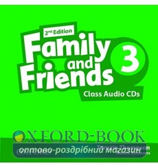 Family and Friends 2nd Edition 3: Class Audio CDs (3)