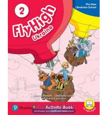 Fly High 2: Activity Book with CD-ROM