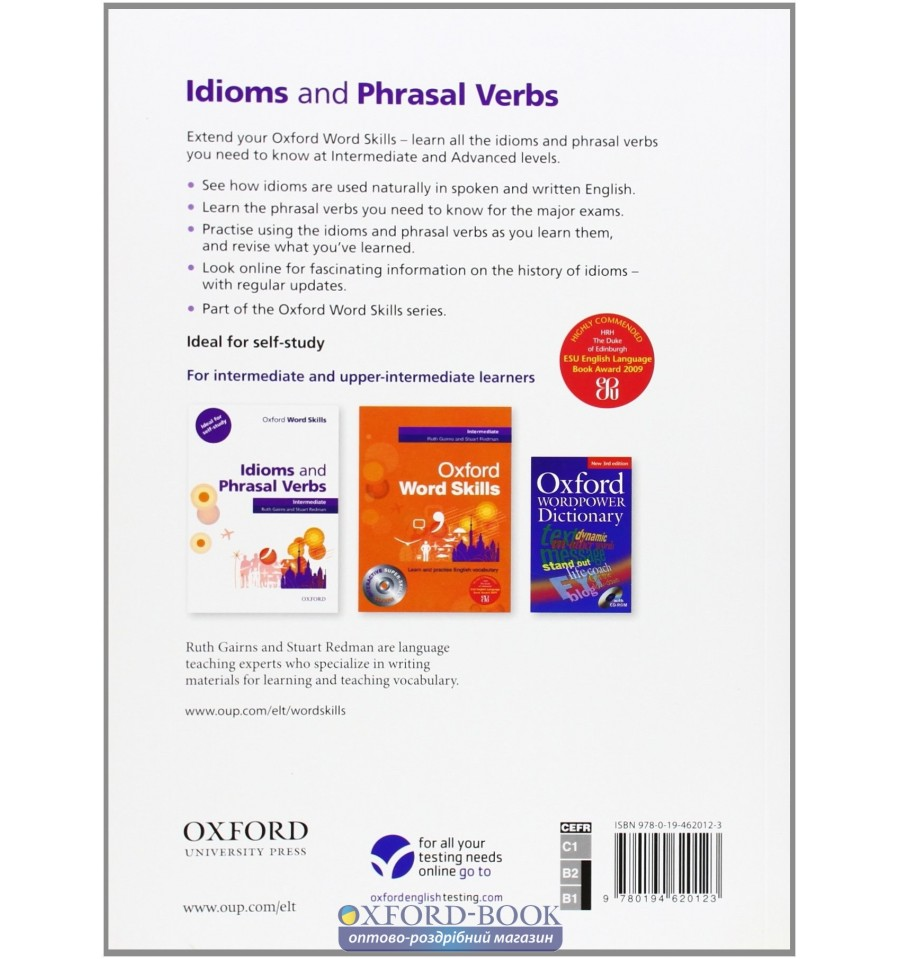 Oxford Word Skills Idioms And Phrasal Verbs Pdf