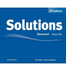 Solutions Advanced Second Edition: Class Audio CDs (4)