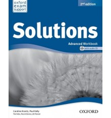 Solutions Advanced Second Edition: Workbook with CD-ROM