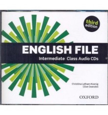 English File 3rd Edition Intermediate: Class Audio CDs (5)