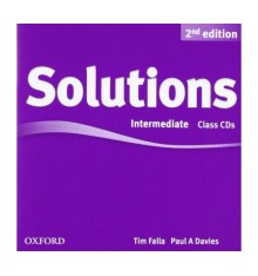 Solutions Intermediate Second Edition: Class Audio CDs (3)