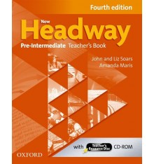 New Headway Pre-Intermediate: Teacher's Book with Teacher's Resource CD-ROM