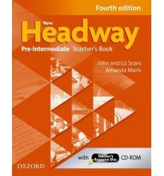 New Headway Pre-Intermediate: Teacher's Book with Teacher's Resource CD-ROM