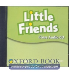 Little Friends: Class Audio CD