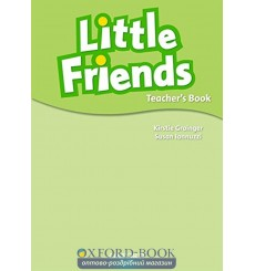Little Friends: Teacher's Book