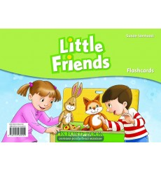 Little Friends: Flashcards