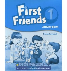 First Friends 1: Activity Book