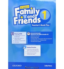 Family and Friends 2nd Edition 1: Teacher's Book