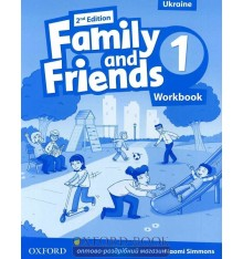 Family and Friends 2nd Edition 1: Workbook (Ukrainian Edition)