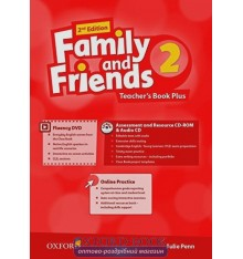 Family and Friends 2nd Edition 2: Teacher's Book