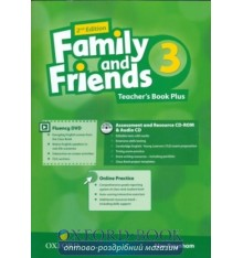 Family and Friends 2nd Edition 3: Teacher's Book Pack
