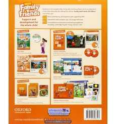 Family and Friends 2nd Edition 4: Class Book with MultiROM
