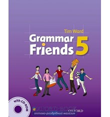 Grammar Friends 5: Student's Book with CD-ROM