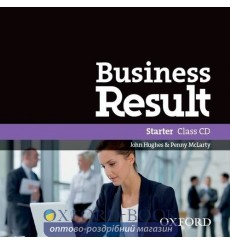 Business Result Starter Class Audio CD