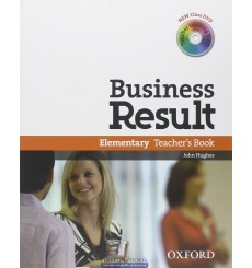 Business Result Elementary Teacher's Book & DVD Pack