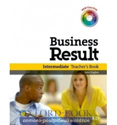 Business Result Intermediate Teacher's Book & DVD Pack