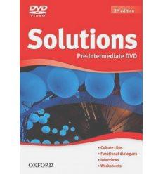 Solutions Pre-Intermediate Second Edition: DVD
