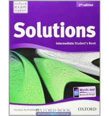 Solutions Intermediate Second Edition: Student's Book