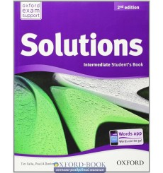 Solutions Intermediate: Student's Book