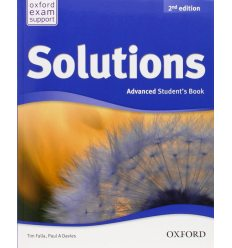 Solutions Advanced Second Edition: Student's Book