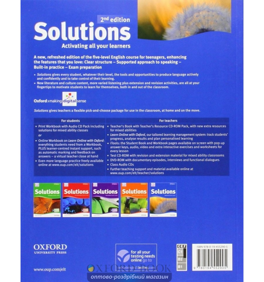 SOLUTIONS ADVANCED STUDENTS BOOK PDF DOWNLOAD