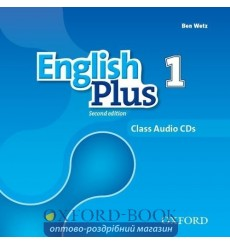 English Plus 1: Class Audio CDs (3)