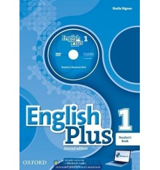 English Plus 1: Teacher's Book with Photocopiable Resources