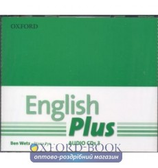 English Plus 3: Class Audio CDs (4)