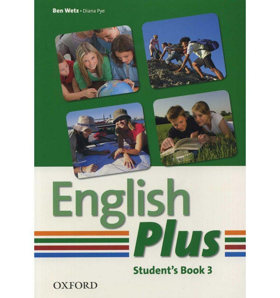Oxford english plus.