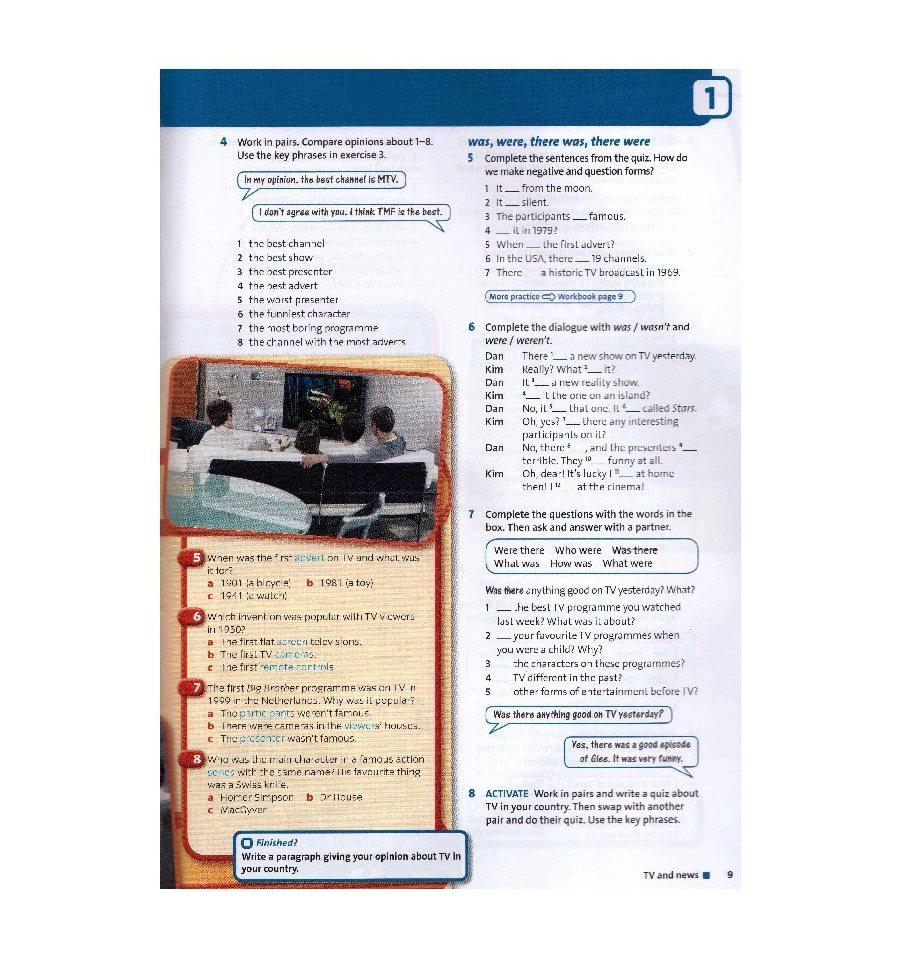 English plus: level 3: student's book: english plus: level 3.