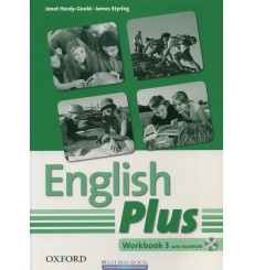 English Plus 3: Workbook with MultiROM