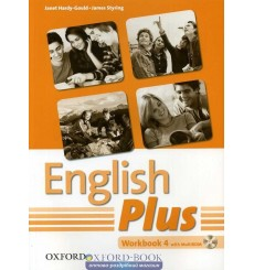 English Plus 4: Workbook with MultiROM