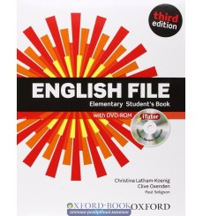 English File Elementary: Student's Book with iTutor DVD