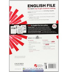 English File Elementary: Teacher's Book with Test & Assessment CD-ROM