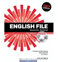 English File Elementary: Workbook with Key with iChecker CD-ROM
