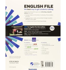 English File Pre-Intermediate: Student's Book with iTutor DVD