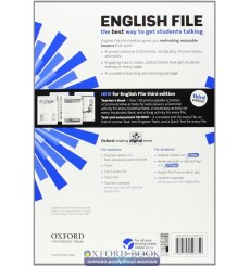 English File Pre-Intermediate: Teacher's Book with Test & Assessment CD-ROM