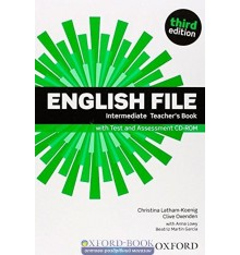 English File 3rd Edition Intermediate: Teacher's Book with Test & Assessment CD-ROM